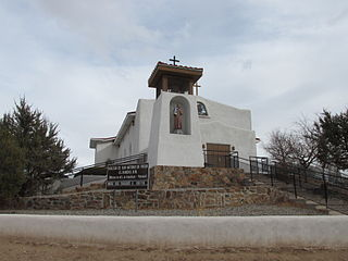 El Rancho, New Mexico CDP in New Mexico, United States
