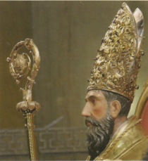 San Cataldo - Supino FR (particolare della statua, 1870).tiff