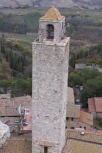 San Gimignano-Torre