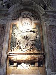 San Pietro in Vincoli tomb.jpg