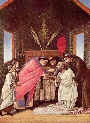 The Last Communion of Saint Jerome - Image: Sandro Botticelli 019