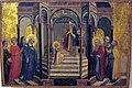 Sano di pietro, presentazione di maria al tempio, 1448-51 ca..JPG