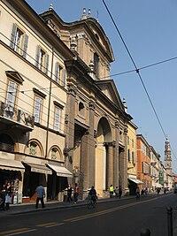 Sant'Antonio Abate, Parma