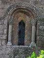 Santa Maria de l'Estany, finestra de l'absis.jpg