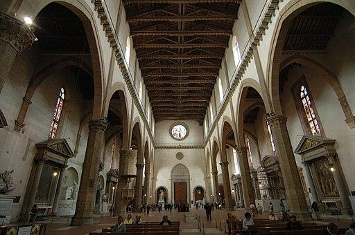 Santa croce, interior 00