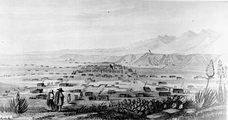Santa Fe, New Mexico - Santa Fe, 1846–1847