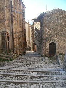 Santo Stefano Di Sessanio Wikipedia