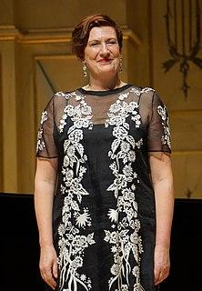 Sarah Connolly English mezzo-soprano