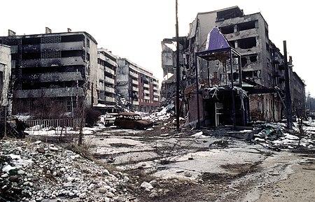 Насеље Грбавица у Сарајеву