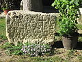 Sarajevo Old Orthodox Church Glagolitic Stone.JPG
