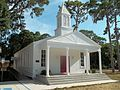 Sarasota FL Central-Cocoanut HD Crocker Mem Church03.jpg