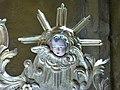 Sarlat Kathedrale - Chorkapelle 8 Tabernakel.jpg