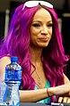 Sasha Banks WrestleMania 32 Axxess.jpg
