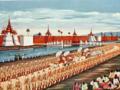 "Saya Chone's ""King Thibaw Leaving Mandalay"".png"