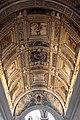 Scala d'oro, stucchi di alessandro vittoria con affreschi di g.b. franco, finita nel 1566, 01.JPG
