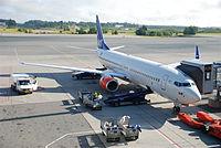 LN-RRE - B738 - SAS