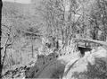 Schützengraben aus Naturmauerwerk - CH-BAR - 3241809.tif