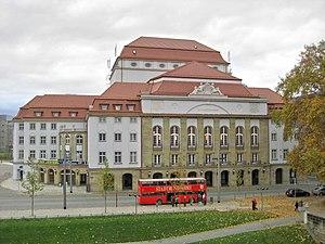 Staatsschauspiel Dresden - Staatsschauspiel Dresden