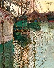 Hafen von Triëst