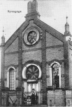 Synagoge in Schifferstadt (1892)