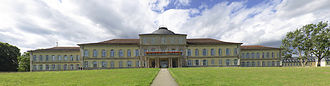 University of Hohenheim - Hohenheim Palace