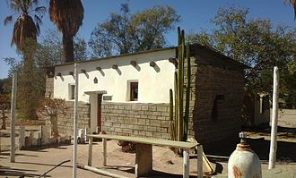 Bethanie, Namibia - The Schmelenhaus