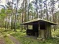 Schutzhütte am Holzmühlwanderweg - panoramio.jpg