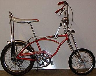 Schwinn Bicycle Company - 1968 Schwinn Sting-Ray Orange Krate 5-speed