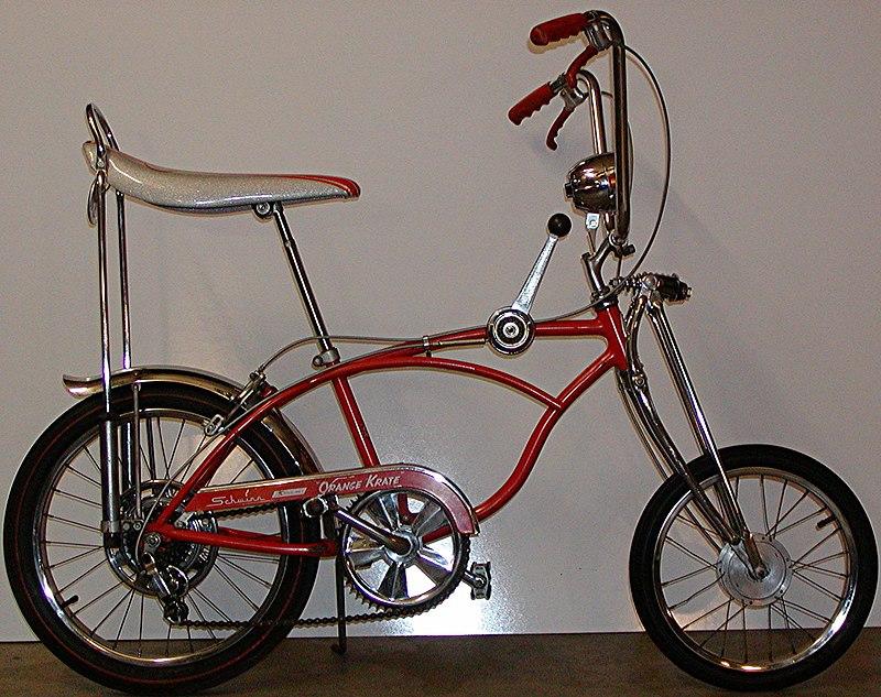 Custom vélo - Page 2 800px-Schwinn_StingRay_OrangeKrate_5speed_1968