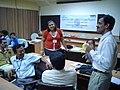 Science Career Ladder Workshop - Indo-US Exchange Programme - Science City - Kolkata 2008-09-17 01391.JPG