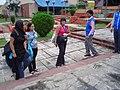 Science Career Ladder Workshop Participants Visiting Science City - Indo-US Exchange Programme - Kolkata 2008-09-17 01251.JPG