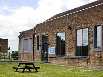 Science Museum at Wroughton - Image: Science Museum Library & Archives at Wroughton