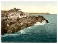 Scilly Isles, St. Mary's. Pulpit Rock, Cornwall, England-LCCN2002696611.tif