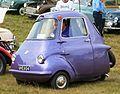 Scootacar MkI 1959 made by Hunslet Engine Company of Leeds.jpg