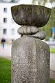 Sculpture Einschnuerung Otto Almstadt Zoo Hanover Germany 03.jpg
