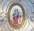 Scuola Grande dei Carmini (Venice) - Scalone e corridoio - La Carità di Sante Piatti.jpg