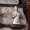 Scuola dell'amadeo, monumento funebre del conte guido castiglioni, 1485, 07 battista.jpg