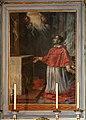 Scuola fiorentina, San Carlo Borromeo in adorazione della croce, 1617.jpg