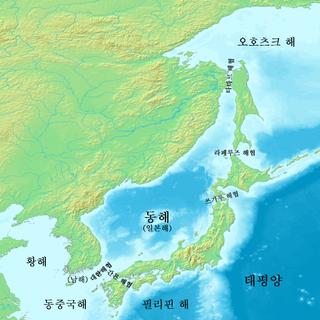 Namhae (sea)
