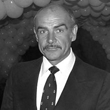 Sean Connery el 1980 a l'estrena de Seems Like Old Times.