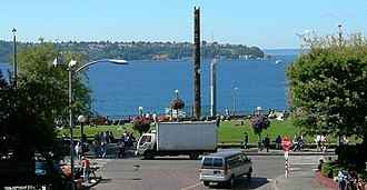 Pike Place Market - Victor Steinbrueck Park