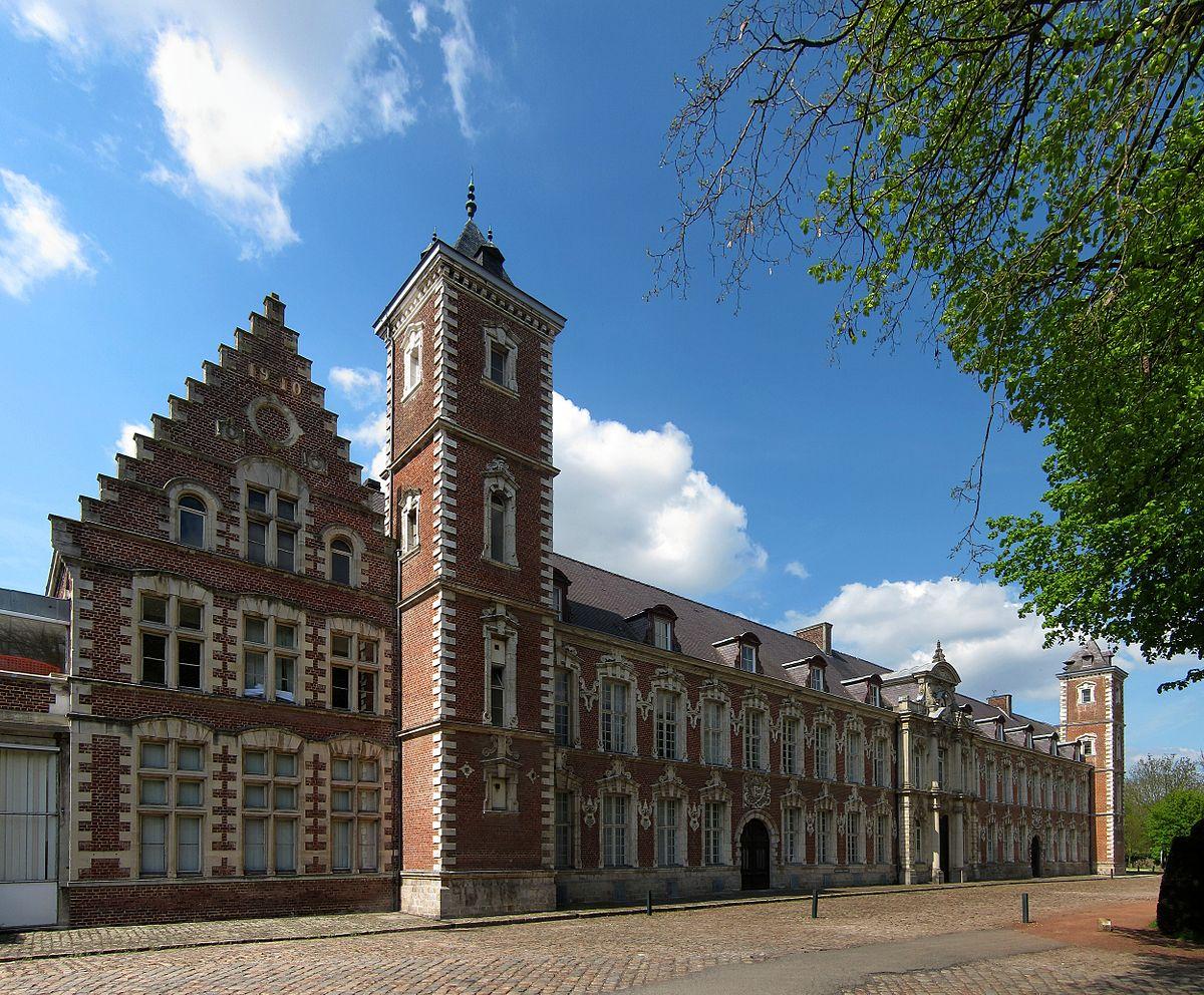 H pital marguerite de flandre seclin wikidata for Architecture flamande