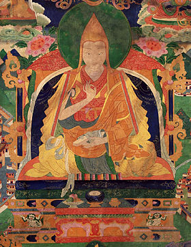 image illustrative de l'article Gendun Gyatso