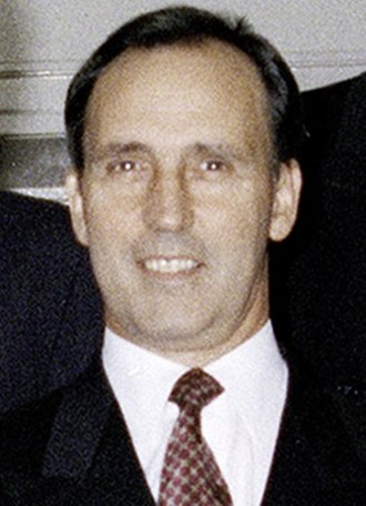 1996 Australian federal election - Image: Second Keating Cabinet 1994 (cropped Keating)