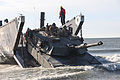Second Tanks crashes Onslow Beach 130301-M-RW232-147.jpg