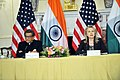 Secretary Clinton Delivers Remarks at the U.S.-India Strategic Dialogue (7370490102).jpg