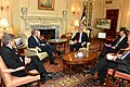 Secretary Kerry Meets With UN Special Envoy Michael Bloomberg (12818616485).jpg