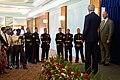 Secretary Kerry Salutes Marine Security Guard Detachment Members During Embassy Sri Lanka Employee Meet-and-Greet (16730013684).jpg