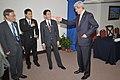 Secretary Kerry jokes with Japanese FM Kishida.jpg