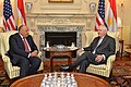 Secretary Tillerson Meets With Egyptian Foreign Minister Sameh Shoukry in Washington (32305725744).jpg